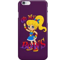 Oh My Bows iPhone Case/Skin