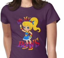 Oh My Bows Womens Fitted T-Shirt