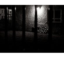Spooky View Photographic Print