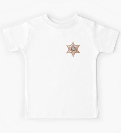 Orange County Sheriff Kids Tee
