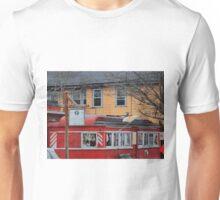 wakefield rhode island 13 Unisex T-Shirt