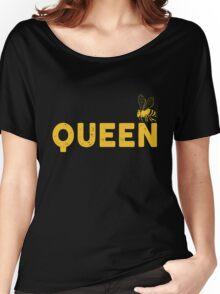 Queen Bee Crown  Women's Relaxed Fit T-Shirt