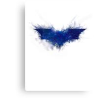 Batman Logo - The Dark Knight Canvas Print