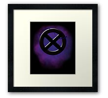 X-Men Nightcrawler Framed Print