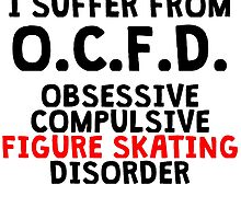 Obsessive Compulsive Figure Skating Disorder by kwg2200