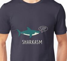 sharkasm Unisex T-Shirt