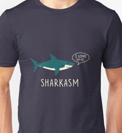 sharkasm Unisex T-Shirt