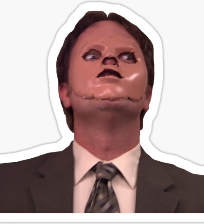 Hannibal Dwight Sticker