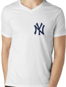new york yankees Mens V-Neck T-Shirt