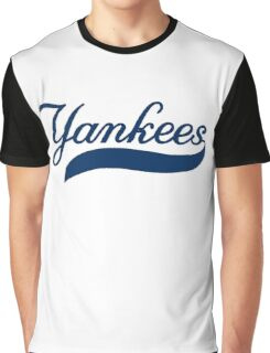 new york yankees Graphic T-Shirt