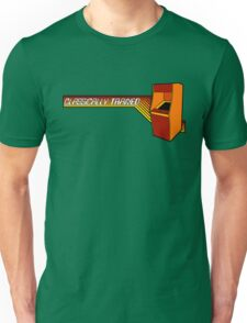 Classically Trained Video Gamer Unisex T-Shirt