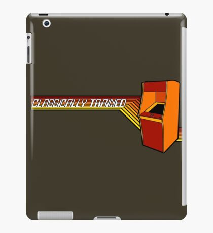 Classically Trained Video Gamer iPad Case/Skin