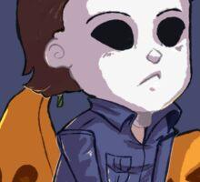 Halloween Michael Myers Sticker