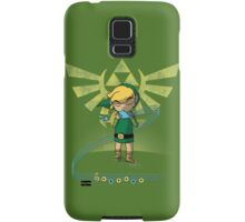 The Song of Time Samsung Galaxy Case/Skin