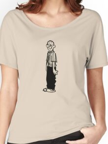 Calvin and Hobbes- Calvin's Dad Women's Relaxed Fit T-Shirt