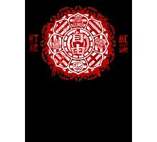 Order of the Red Lotus Photographic Print