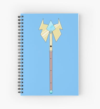 Dungeons And Dragons: The Stave of Light Spiral Notebook