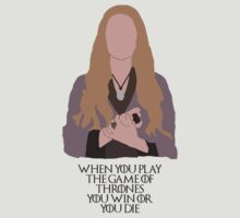 Cersei Lannister - Game Of Thrones (Quote) by mashuma3130
