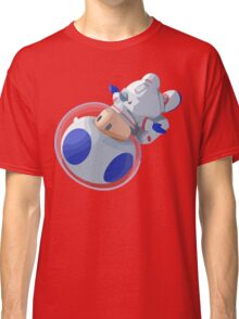 Toad In Space Classic T-Shirt