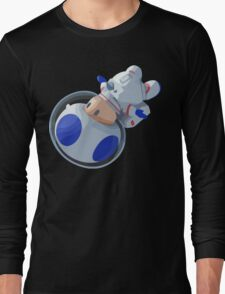 Toad In Space Long Sleeve T-Shirt