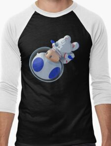 Toad In Space Men's Baseball ¾ T-Shirt