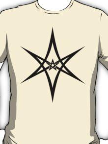 Unicursal Hexagram, Pentagram, Star T-Shirt