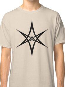 Unicursal Hexagram, Pentagram, Star Classic T-Shirt