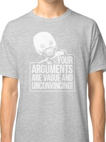 Vague And Unconvincing Classic T-Shirt