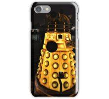 A Dalek (Exterminate!) iPhone Case/Skin