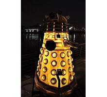 A Dalek (Exterminate!) Photographic Print