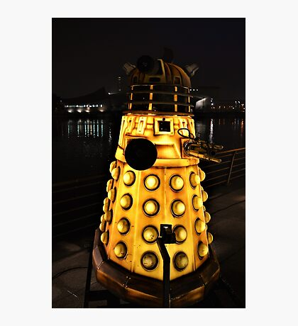 A Dalek (Exterminate!) Photographic Print