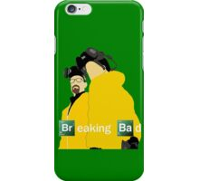 Jesse and Walt - Breaking Bad (with Logo) iPhone Case/Skin