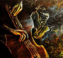 Jazz night by Antti Muranen