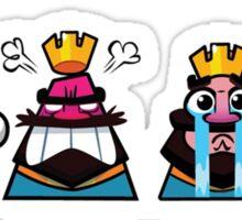 Clash Royale Emojis #1 Sticker