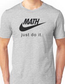 Math Unisex T-Shirt