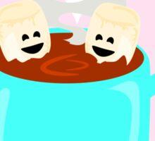 Hot Cocoa Love Sticker