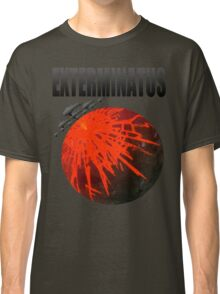 Exterminatus Title Classic T-Shirt