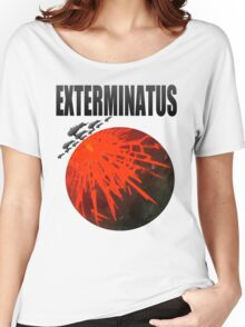 Exterminatus Title Women's Relaxed Fit T-Shirt