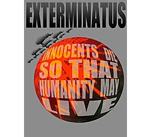 Exterminatus Full Photographic Print