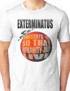 Exterminatus Full Unisex T-Shirt