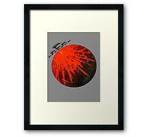 Exterminatus Plain Framed Print