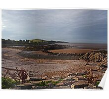 Early Morning at Rockcliffe Poster