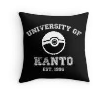 University of Kanto Throw Pillow