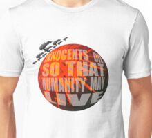 Exterminatus Quote Unisex T-Shirt