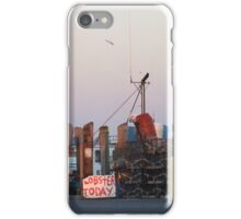 Galiee, rhode island dock iPhone Case/Skin