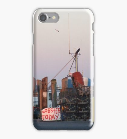 Galiee, rhode island dock iPhone Case/Skin