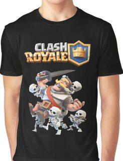 Clash Royale Graphic T-Shirt