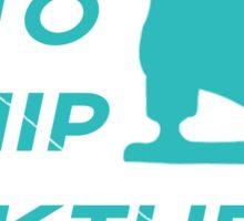 Born to Ship Vikturi Sticker
