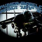 Harrier Jump Jet by Nigel Bangert