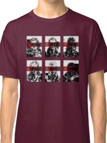 The Patriots (MGS4 SPOILERS) Classic T-Shirt
